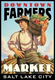 DWTWN FARMERS MARKET SLC
